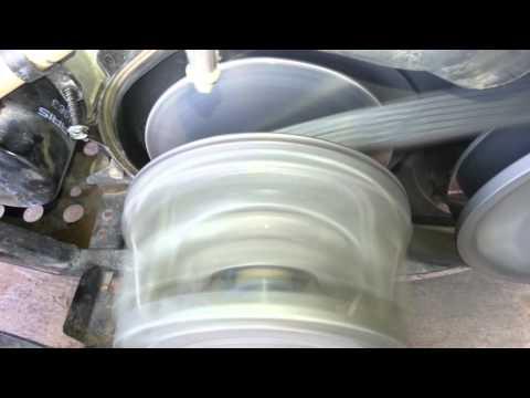 how to break in a 2017 polaris 570 cbt belt