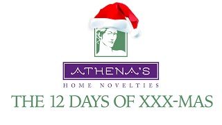 Download Video Athena's Home Novelties - 12 Days of XXX-MAS - Day 10 MP3 3GP MP4