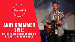 Andy Grammer LIVE: An Intimate Conversation & Acoustic Performance
