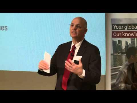 Scott James of Faegre Baker Daniels LLP - Doing Business in the USA