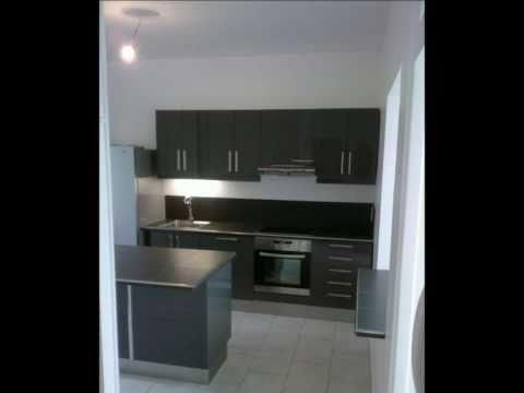 comment monter un meuble de cuisine en kit atelierdum doovi. Black Bedroom Furniture Sets. Home Design Ideas