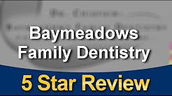 Cosmetic Dentist Jacksonville FL Baymeadows & Ponte Vedra 5 Star Review