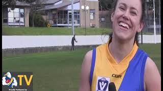 Sarah Chapman VFLW Review Round 16