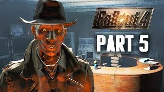 Fallout 4 Walkthrough Part 5 - UNLIKELY VALENTINE (PC Gameplay 60FPS)