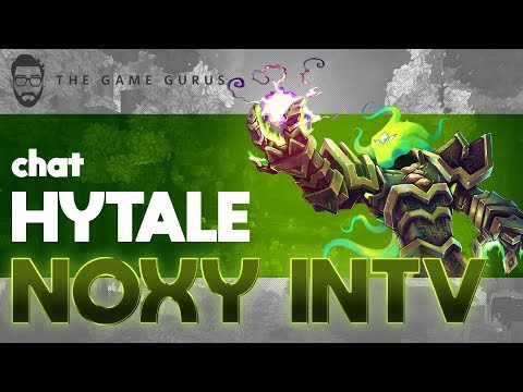 Hytale Interview with Noxy - Lead Developer | Chat