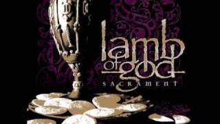 Lamb of God - Blacken the Cursed Sun Instrumental