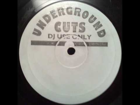 Underground Cuts - Side A1 (Black Logo)(TO)