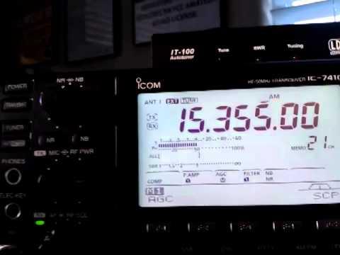 Radio Sultanate Oman 2345 Zulu