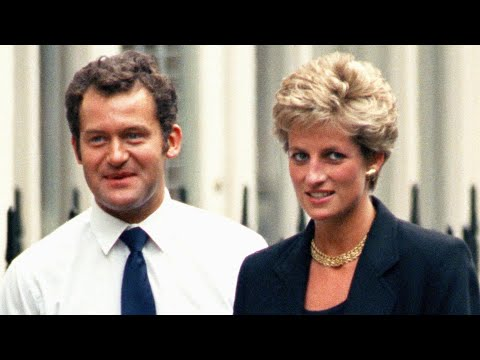 Princess Diana's Butler Says She Would Support Meghan and Harry