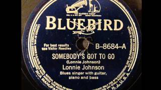Lonnie Johnson - Rocks In My Bed No  2 (Live)