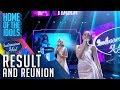 LYODRA X TIARA - DON'T GIVE UP ON ME Andy Grammer - RESULT & REUNION - Indonesian Idol 2020