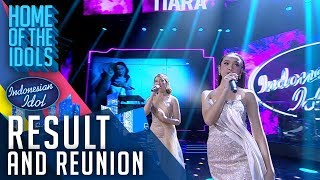 LYODRA X TIARA - DON'T GIVE UP ON ME (Andy Grammer) - RESULT & REUNION - Indonesian Idol 2020