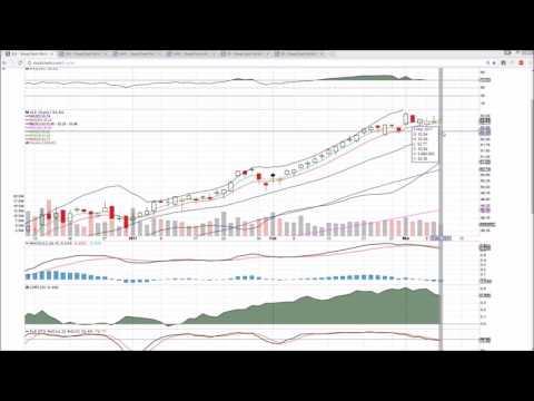 XLK AAPL FB Technical Analysis Chart 3/8/2017 by ChartGuys.com