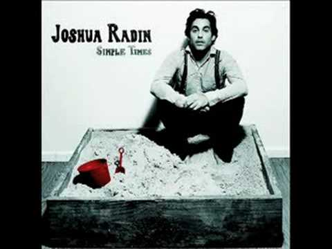 Joshua Radin  They Bring Me To You