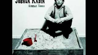 Watch Joshua Radin They Bring Me To You video