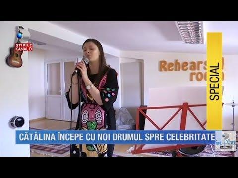 Stirile Kanal D (22.07.2017) - Catalina Gheorghiu, cover dupa DESPACITO! Editie COMPLETA