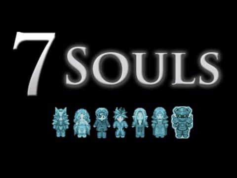 7 Souls (by Smashware) IOS Gameplay Video (HD)