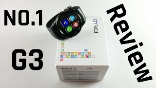 Video NO.1 G3 Smartwatch Review / Test download MP3, 3GP, MP4, WEBM, AVI, FLV November 2018