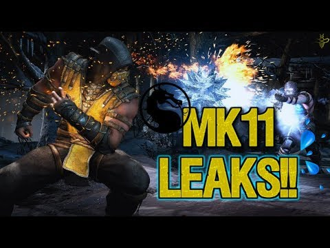 MORTAL KOMBAT 11 LEAKS?! OFFICIAL ANNOUNCEMENT COMING SOON? thumbnail