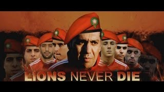 CAN 2013 l MOROCCO - LiONS NEVER DiE l Directed by Yassine Samar ( Promo Maroc Video )