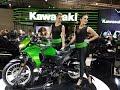 Kawasaki a EICMA 2016 con Versys-X 300, Z900 e Z650