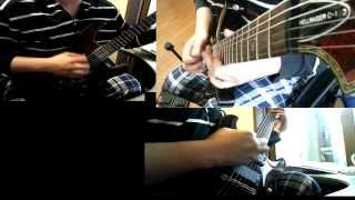 Children of Bodom - Needled 24/7 Guitar Cover.