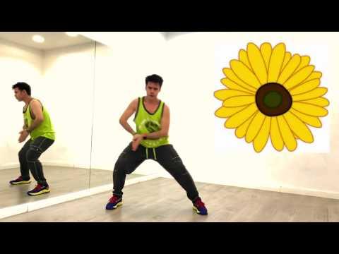 Girasoles-Rozalén. ZUMBA® Choreo by Martín Gauna ZIN