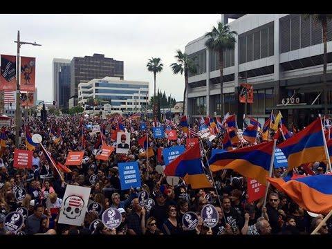 Мир не забыл: мероприятия в память о жертвах геноцида армян прошли от Лос-Анджелеса до Еревана