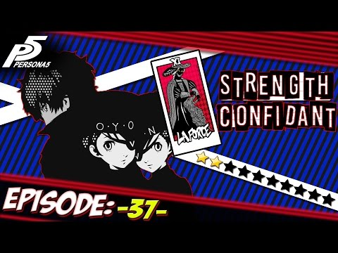 Persona 5 Playthrough Ep 37: Penal Labor -Strength Confidant-