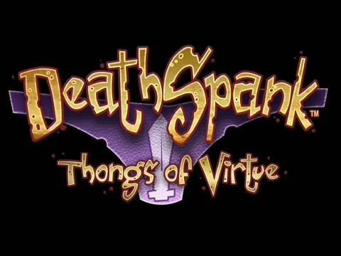 DeathSpank: Thongs of Virtue - PAX 2010: Exclusive Debut Tra