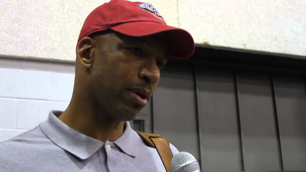 32917c8aacd6 Monty Williams Interview  NBA Coaching Philosophy - YouTube