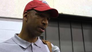 Monty Williams Interview: NBA Coaching Philosophy