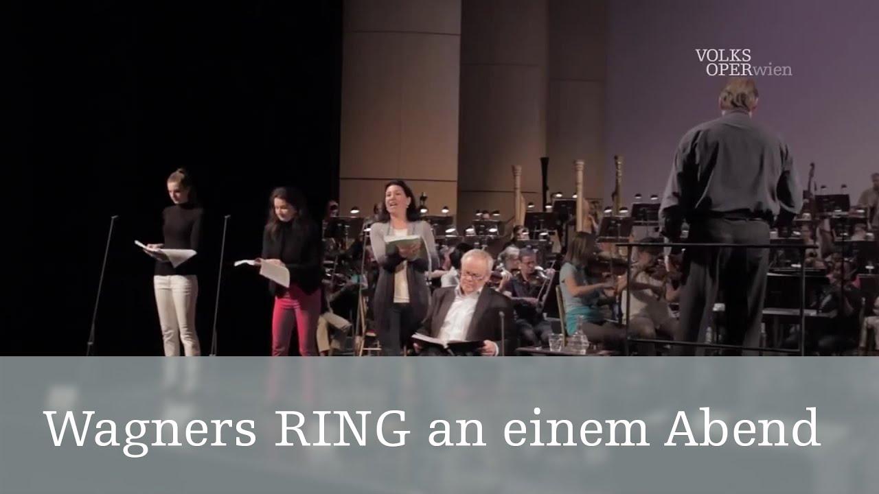 Wagners Ring An Einem Abend Was Singen Die Rheintöchter