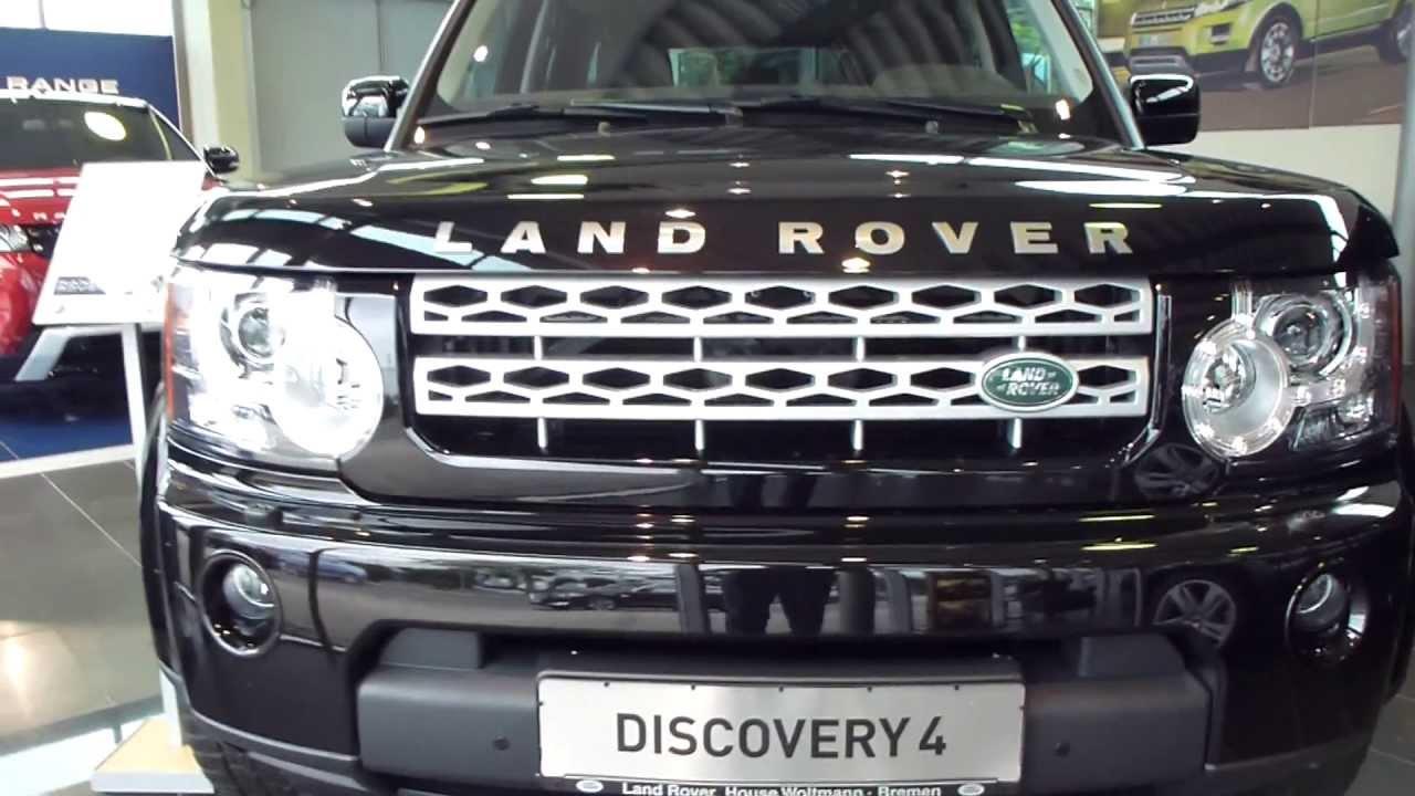 2013 land rover discovery 4 sdv6 hse exterior interior. Black Bedroom Furniture Sets. Home Design Ideas