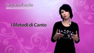 I Metodi di Canto (Voicecraft, Speech Level Singing, Bel Canto all