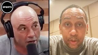 Joe Rogan Calls Out Stephen A. Smith And Gets Response From Him