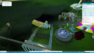 Planet Coaster 1440p Live Stream  - [Career Challenge #2] Princess Amelie's Fairy Tale