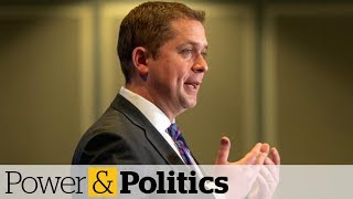 Andrew Scheer lays out Conservatives' economic plan | Power & Politics