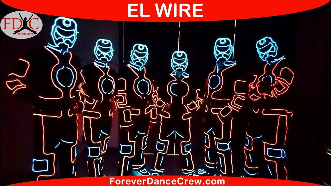 EL WIRE DANCE INDONESIA - SUZUKI INDONESIA - Forever Dance Crew ...