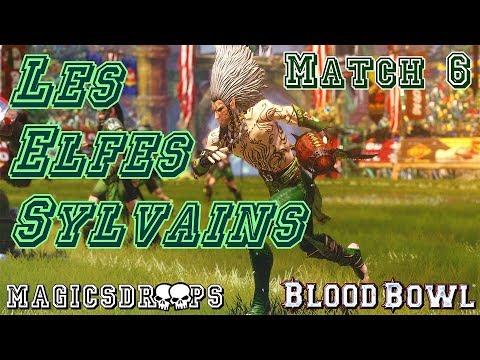 Blood Bowl 2 [FR] - [Disgaea]VS[GheTTo ChoLos ChiKoS]