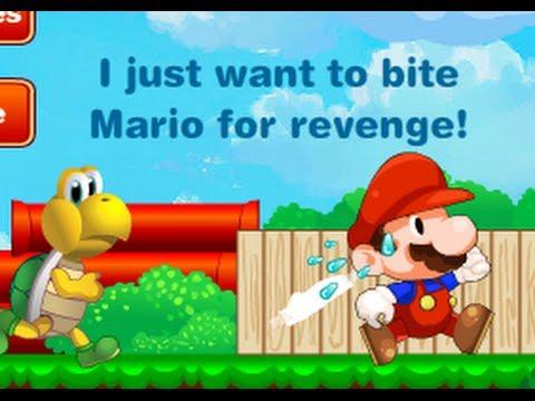 Tortoise Run After Mario Level1-20 Walkthrough