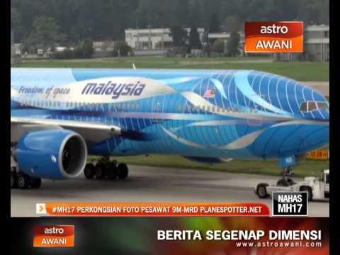 #MH17 perkongsian foto