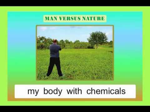 man versus nature