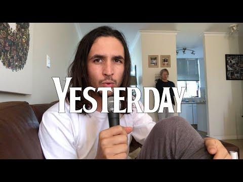 The Beatles - Yesterday (Lockdown Acapella Version)