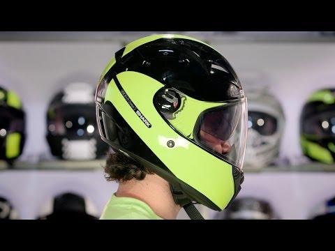 Shark Vision-R Series 2 Inko Helmet Review At RevZilla.com