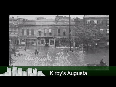 Kirby's Augusta - The Great Floods and Augusta's Flood Insurance