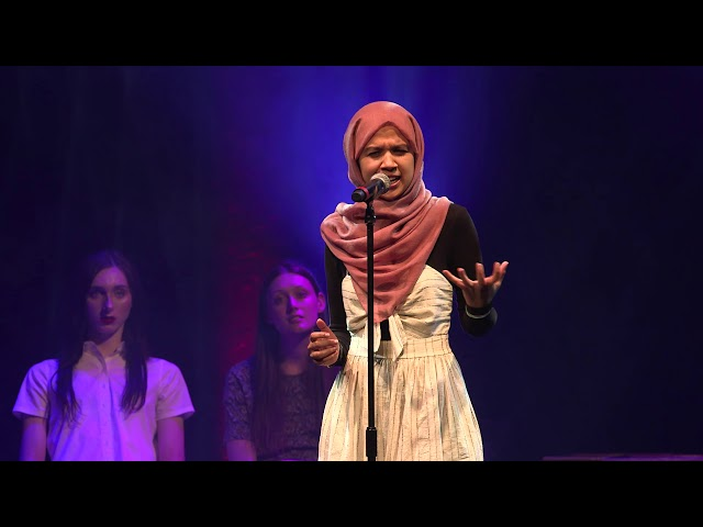 The Last Word Festival 2018 - Poetry Slam Final - Fathima Zahra