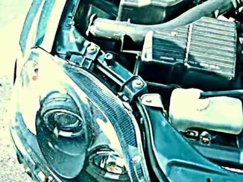 Spyder Auto Installation:  Honda Civic 1996-98 Projector Headlights