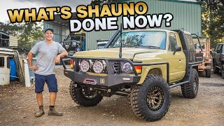 DIRTY 30 UPDATE – Shauno attempts NEVER BEFORE SEEN mod – does it work? Ep 6
