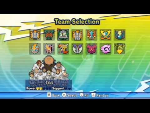 inazuma eleven strikers wii iso fr